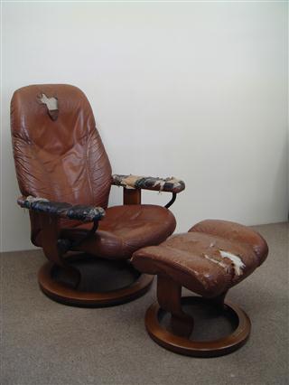 267785c0bbf3 椅子・ソファ張替え、家具修理の lifrex (リフレックス)  EKORNES(エコーネス)パーソナルチェア